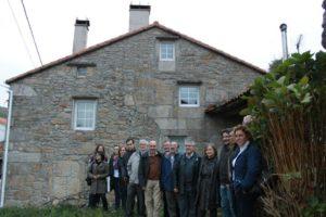 Na casa de Juan Antonio Posse.