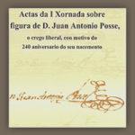 Actas da Iª Xornada sobre a figura de D. Juan Antonio Posse (2007)