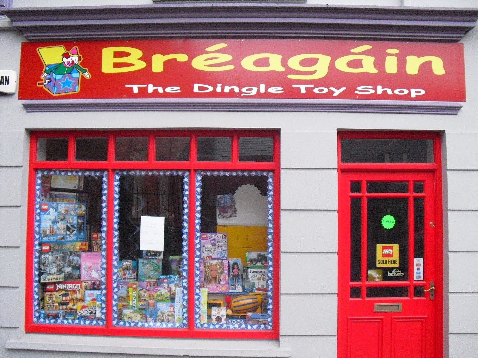 BREAGAIN BREOGAN DINGLE