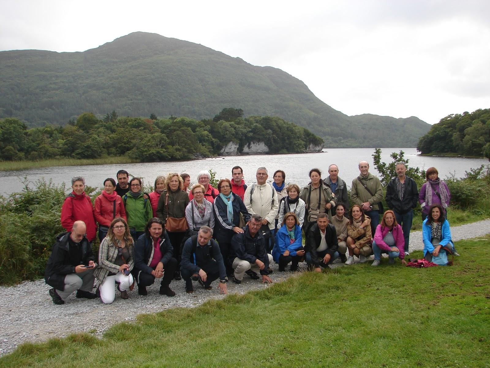 Muckross House e lago Leane de Killarney (23-8-13)