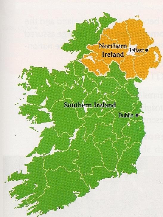 partición de 1920 irlanda