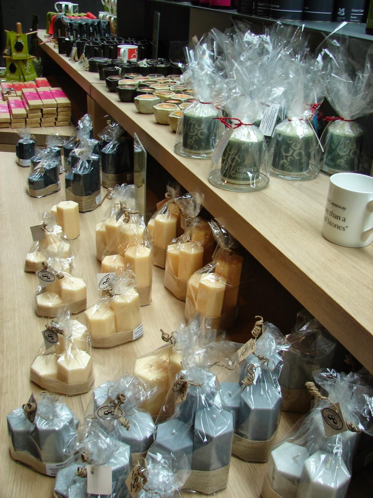 Reproducións das columnas basálticas para regalos, na tenda (XMLS)