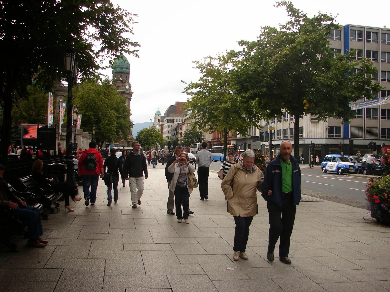 Rúa céntrica de Belfast (XMLS)