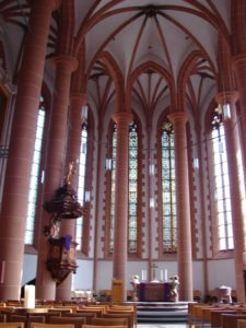 A Heiliggeistkirche (igrexa protestante) XMLS