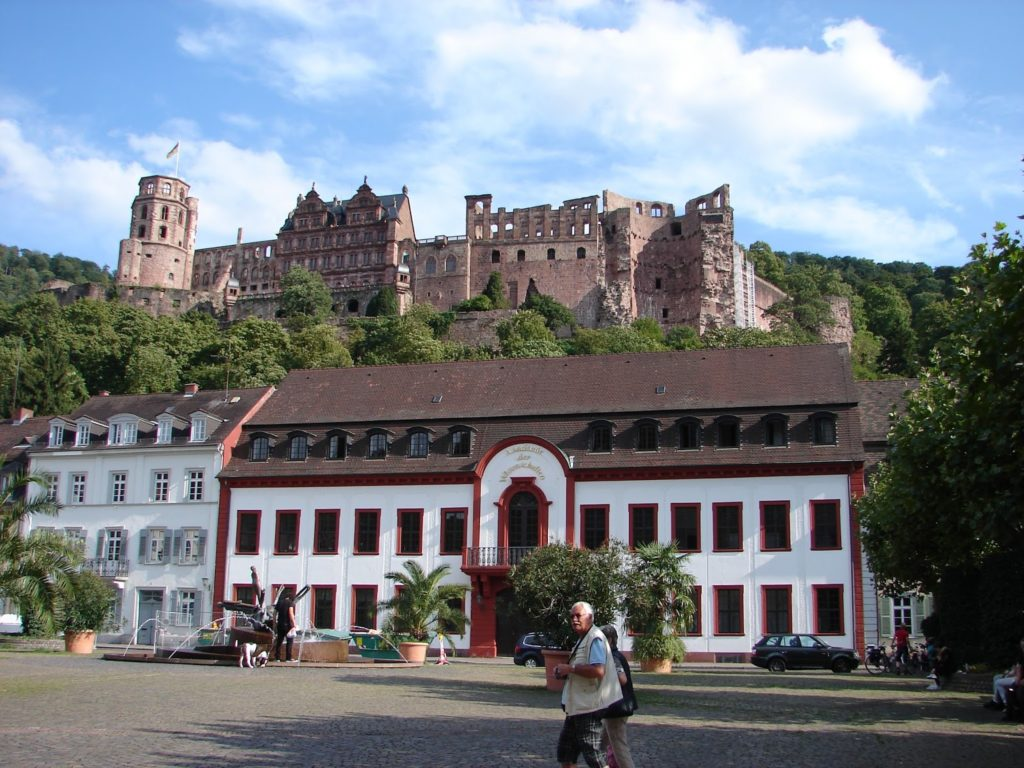 O castelo de Heidelberg (XMLS)