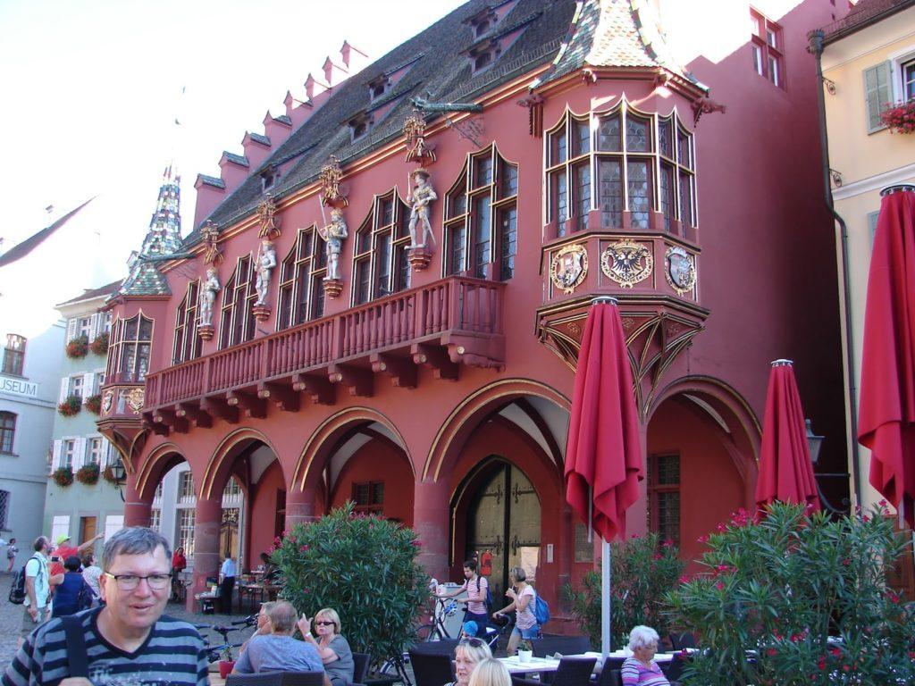 A Kaufhaus, da praza da catedral (XMLS)