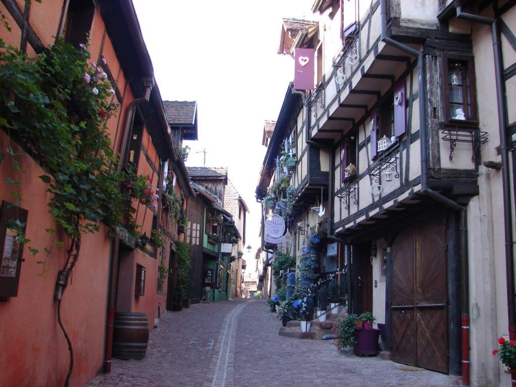 Rúa principal de Riquewihr (XMLS)