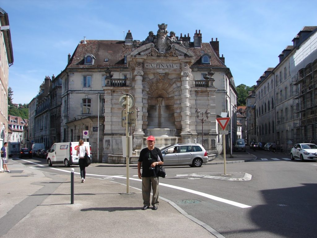 Centro de Besançon