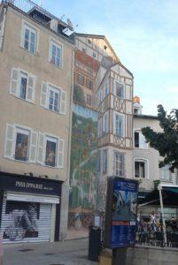 Casa pintada de Limotges