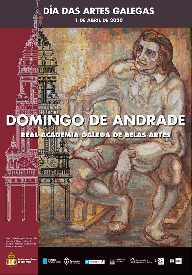 Domingo Antonio de Andrade. Arquitecto de Cee